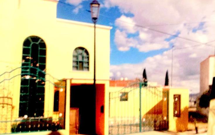 Foto de casa en venta en  nonumber, privada residencial minas, guadalupe, zacatecas, 1544804 No. 01