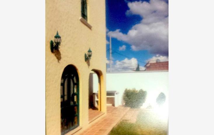 Foto de casa en venta en  nonumber, privada residencial minas, guadalupe, zacatecas, 769847 No. 03