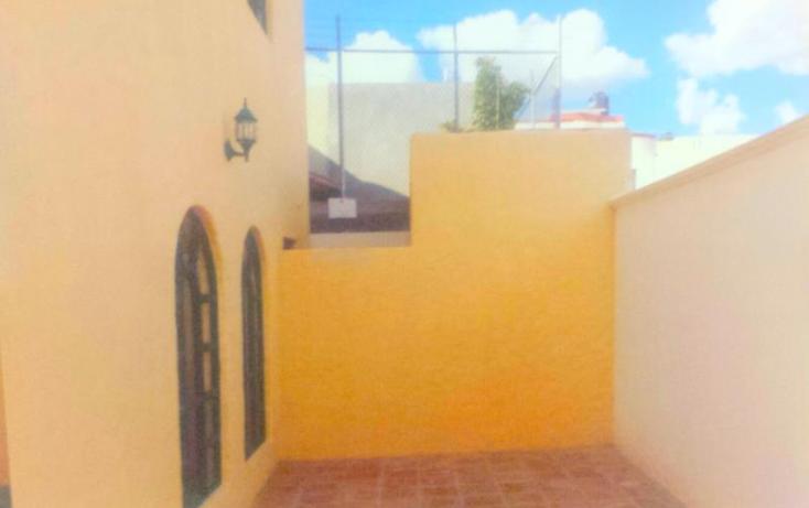 Foto de casa en venta en  nonumber, privada residencial minas, guadalupe, zacatecas, 910189 No. 11