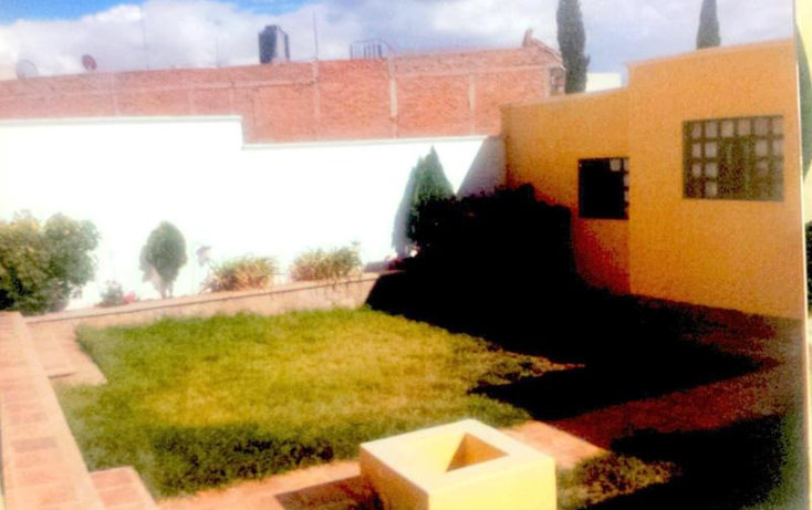Foto de casa en venta en  nonumber, privada residencial minas, guadalupe, zacatecas, 910189 No. 12
