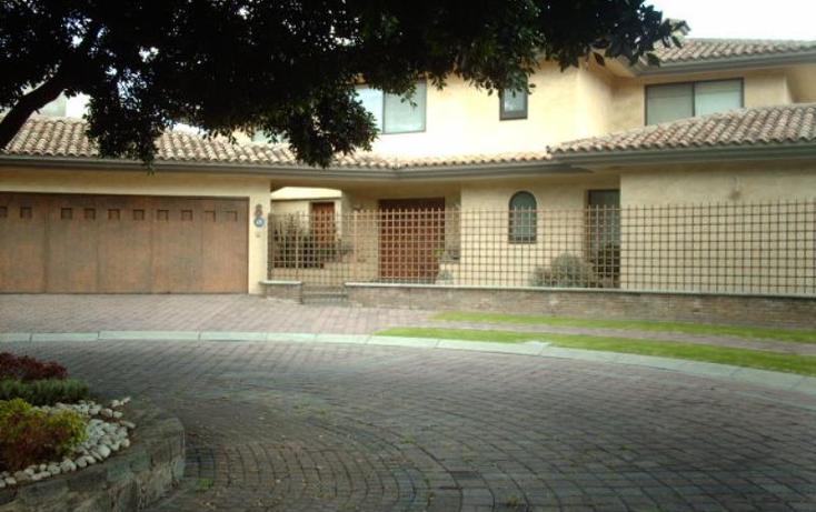 Foto de casa en venta en  nonumber, puerta de hierro, puebla, puebla, 631299 No. 01
