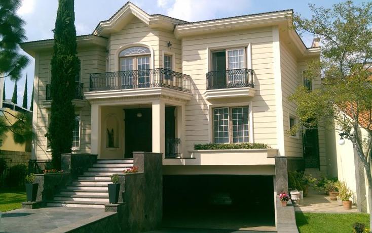 Foto de casa en venta en  nonumber, puerta de hierro, zapopan, jalisco, 1944624 No. 01