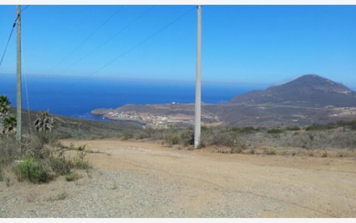 Foto de terreno habitacional en venta en  nonumber, puerto escondido, ensenada, baja california, 1029325 No. 04