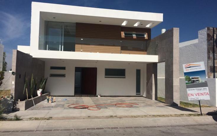 Foto de casa en venta en  nonumber, punta del este, le?n, guanajuato, 1671430 No. 01