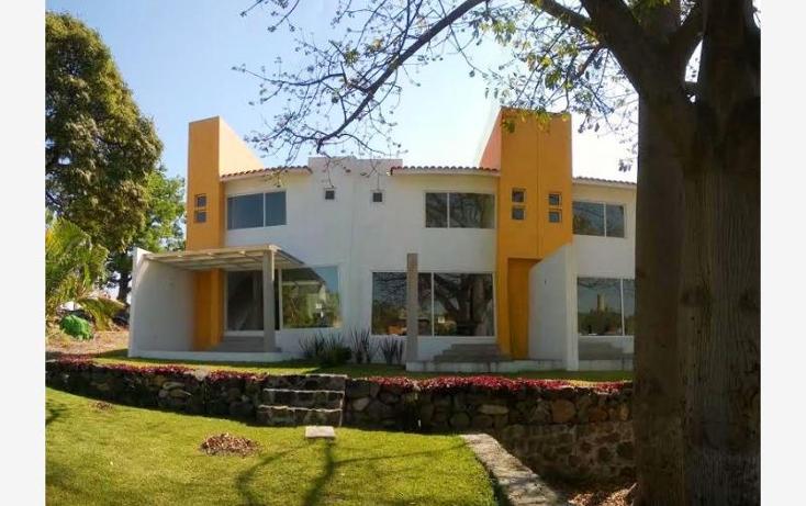 Foto de casa en venta en  nonumber, quintas martha, cuernavaca, morelos, 788107 No. 01