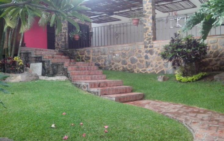 Foto de casa en venta en  nonumber, rancho cortes, cuernavaca, morelos, 1394907 No. 02