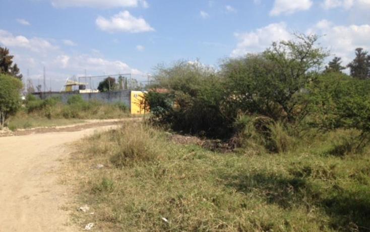 Foto de terreno comercial en venta en  nonumber, rancho el zapote, tlajomulco de zúñiga, jalisco, 1648582 No. 05
