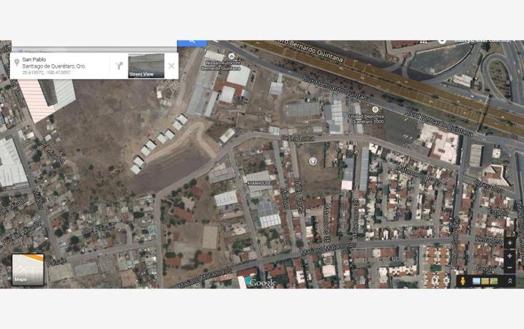 Foto de terreno comercial en venta en  nonumber, real de san pablo, quer?taro, quer?taro, 900909 No. 02