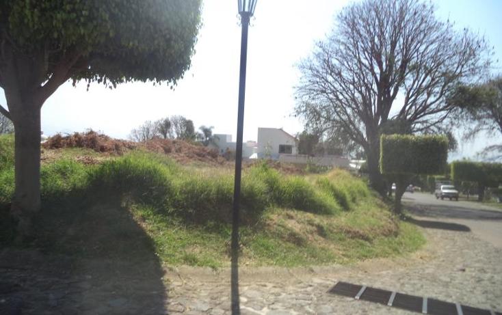 Foto de terreno habitacional en venta en  nonumber, real de tetela, cuernavaca, morelos, 1762228 No. 04