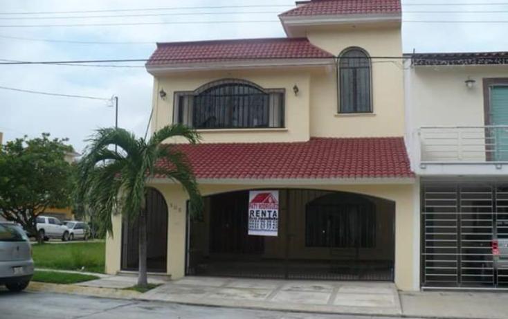 Foto de casa en renta en  nonumber, real del angel, centro, tabasco, 1741214 No. 01