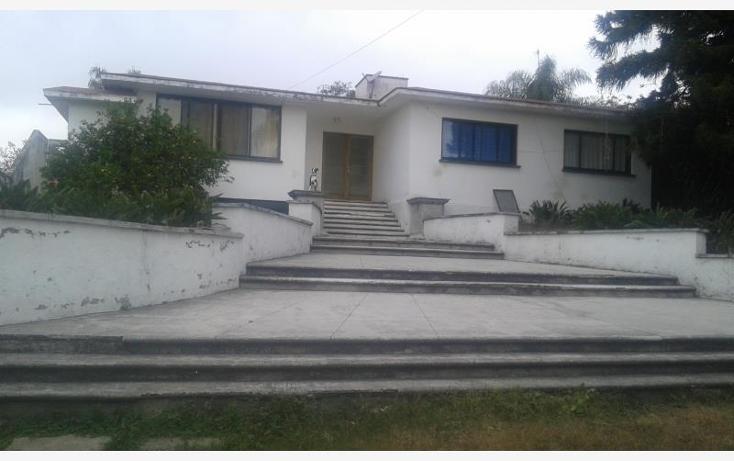 Foto de casa en venta en  nonumber, reforma, cuernavaca, morelos, 1527532 No. 01