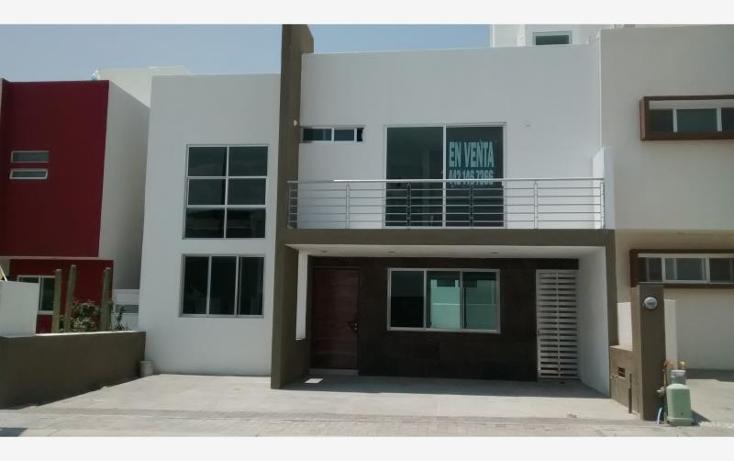 Foto de casa en venta en  nonumber, residencial el refugio, querétaro, querétaro, 1827052 No. 01
