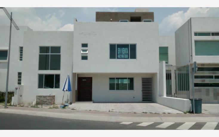 Foto de casa en venta en  nonumber, residencial el refugio, quer?taro, quer?taro, 1827054 No. 01