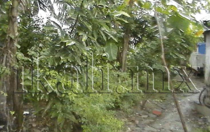 Foto de terreno habitacional en venta en  nonumber, reyes heroles, tuxpan, veracruz de ignacio de la llave, 572738 No. 02