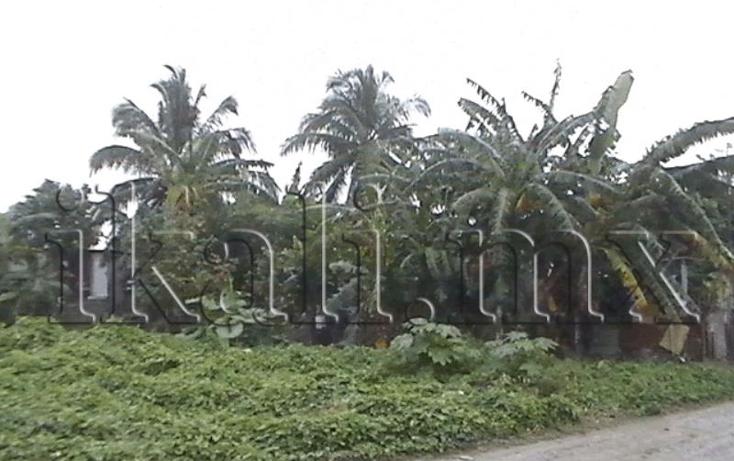 Foto de terreno habitacional en venta en  nonumber, reyes heroles, tuxpan, veracruz de ignacio de la llave, 572738 No. 06