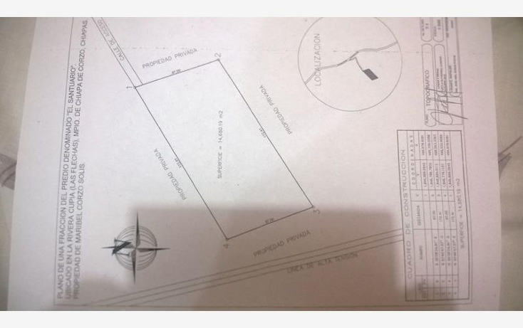 Foto de terreno comercial en venta en  nonumber, ribera las flechas, chiapa de corzo, chiapas, 1729536 No. 07