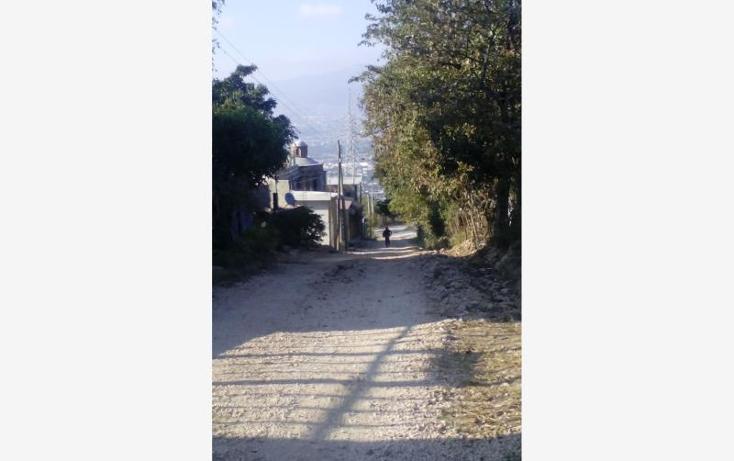 Foto de terreno habitacional en venta en  nonumber, rivera cerro hueco, tuxtla guti?rrez, chiapas, 1632870 No. 04