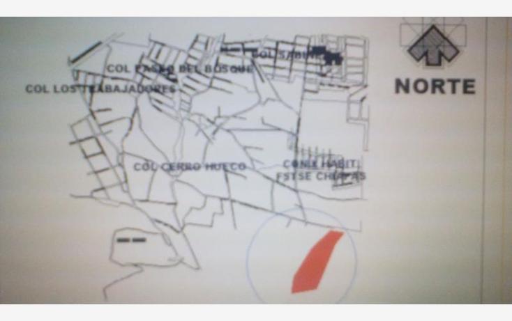 Foto de terreno habitacional en venta en  nonumber, rivera cerro hueco, tuxtla guti?rrez, chiapas, 1632870 No. 07