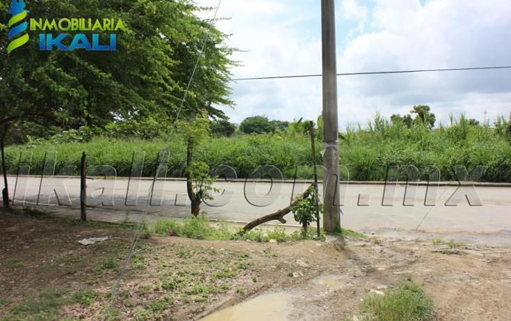 Foto de terreno habitacional en venta en  nonumber, rosa maria, tuxpan, veracruz de ignacio de la llave, 874993 No. 06