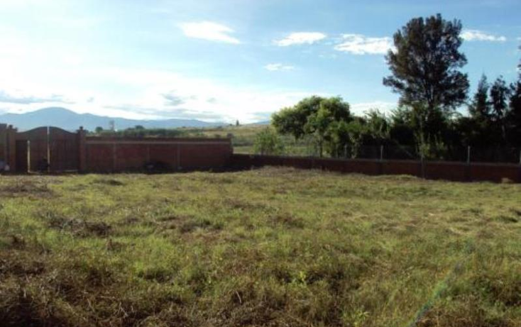 Foto de terreno habitacional en venta en  nonumber, san agustin etla, san agustín etla, oaxaca, 1840614 No. 01