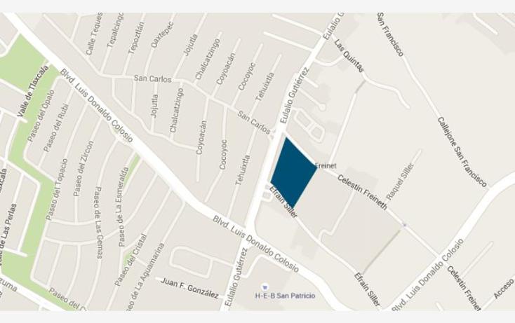 Foto de terreno comercial en venta en  nonumber, san alberto, saltillo, coahuila de zaragoza, 1669438 No. 02