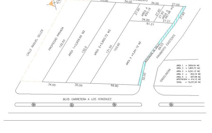 Foto de terreno comercial en venta en  nonumber, san alberto, saltillo, coahuila de zaragoza, 1669438 No. 05