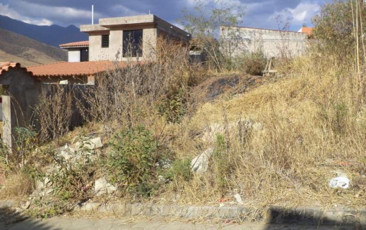 Foto de terreno habitacional en venta en  nonumber, san andres huayapam, san andrés huayápam, oaxaca, 1428053 No. 01