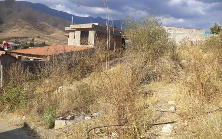 Foto de terreno habitacional en venta en  nonumber, san andres huayapam, san andrés huayápam, oaxaca, 1428053 No. 04