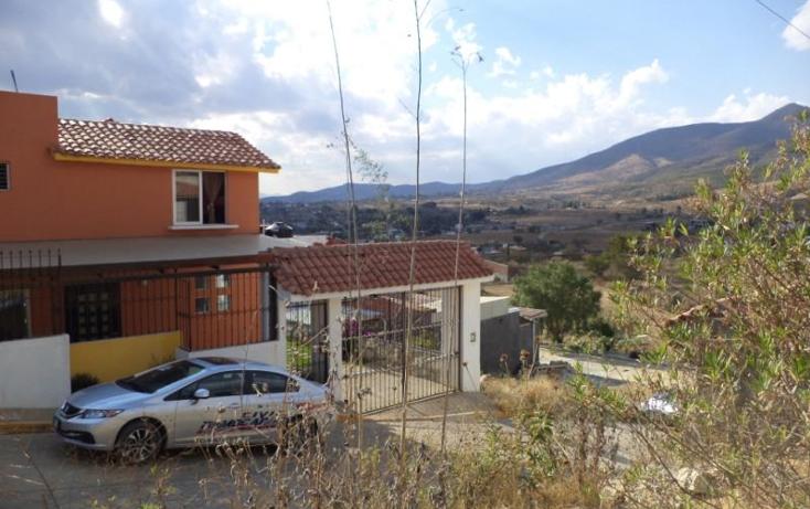 Foto de terreno habitacional en venta en  nonumber, san andres huayapam, san andrés huayápam, oaxaca, 1428053 No. 09