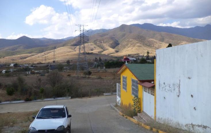 Foto de terreno habitacional en venta en  nonumber, san andres huayapam, san andrés huayápam, oaxaca, 1428053 No. 14