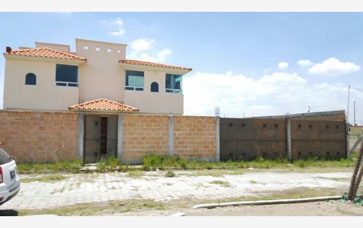 Foto de casa en venta en  nonumber, san antonio cacalotepec, san andrés cholula, puebla, 2039838 No. 01