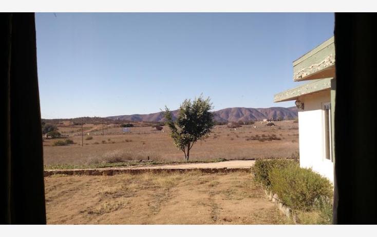 Foto de rancho en venta en  nonumber, san antonio de las minas, ensenada, baja california, 1577920 No. 16