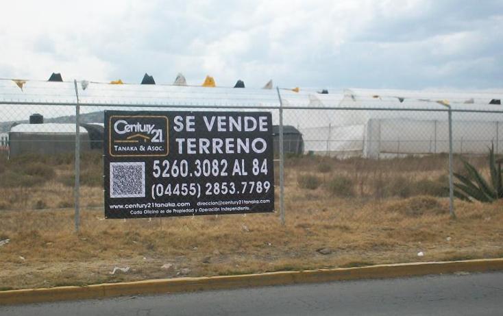 Foto de terreno habitacional en venta en  nonumber, san antonio el desmonte, pachuca de soto, hidalgo, 1025609 No. 06