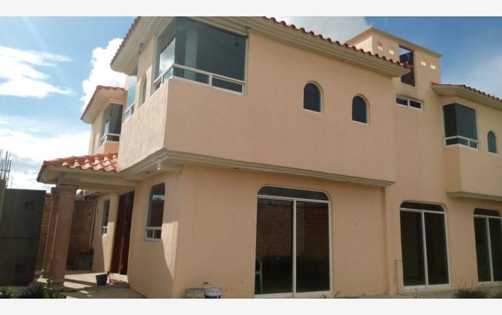 Foto de casa en venta en  nonumber, san bernardino tlaxcalancingo, san andr?s cholula, puebla, 991141 No. 01
