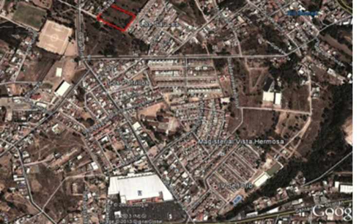 Foto de terreno habitacional en venta en  nonumber, san buenaventura atempan, tlaxcala, tlaxcala, 383525 No. 01