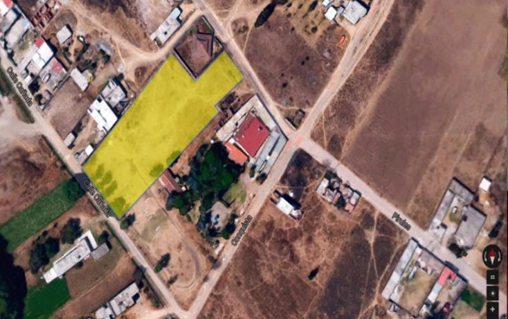 Foto de terreno habitacional en venta en  nonumber, san diego, san pedro cholula, puebla, 1410649 No. 01