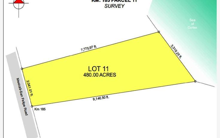 Foto de terreno comercial en venta en  nonumber, san felipe, mexicali, baja california, 1335959 No. 04