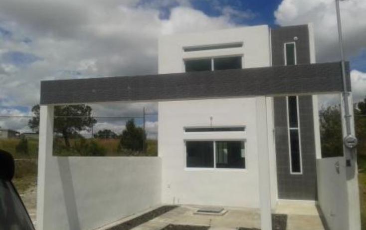 Foto de casa en venta en  nonumber, san francisco atexcatzingo 3ra manz, tetla de la solidaridad, tlaxcala, 1744727 No. 01
