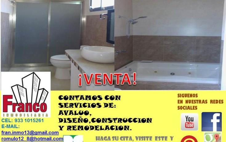 Foto de casa en venta en  nonumber, san francisco, comalcalco, tabasco, 1980954 No. 06