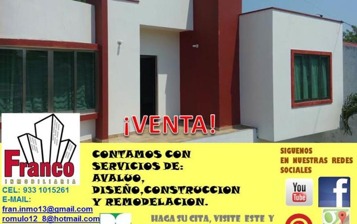 Foto de casa en venta en  nonumber, san francisco, comalcalco, tabasco, 1980954 No. 08