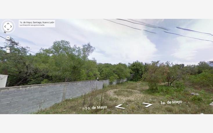 Foto de terreno habitacional en venta en  nonumber, san francisco, santiago, nuevo le?n, 2040202 No. 01