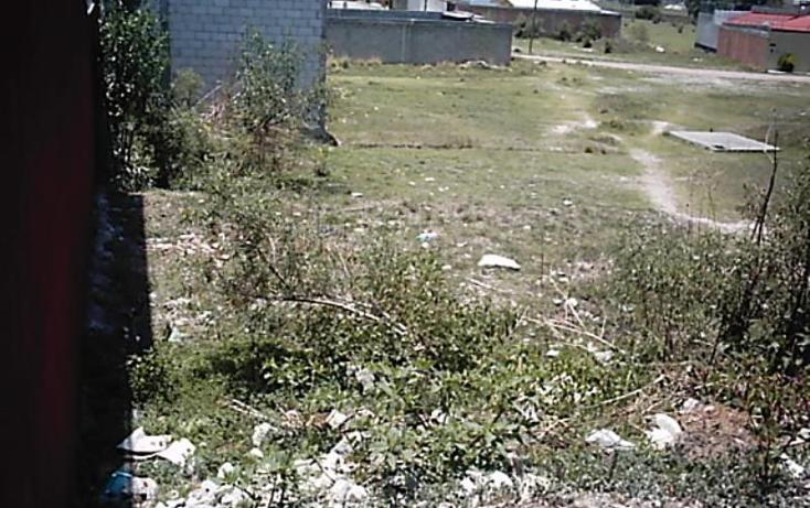 Foto de terreno habitacional en venta en  nonumber, san francisco totimehuacan, puebla, puebla, 597452 No. 01