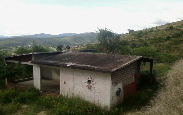 Foto de terreno habitacional en venta en  nonumber, san gabriel etla, san juan bautista guelache, oaxaca, 1547748 No. 02