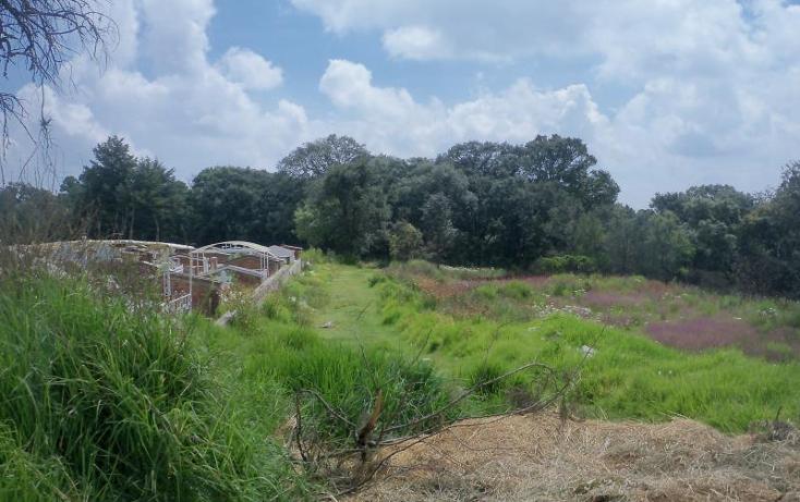 Foto de terreno comercial en venta en  nonumber, san jeronimo zacapexco, villa del carbón, méxico, 582133 No. 03