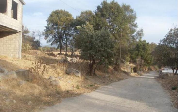 Foto de terreno habitacional en venta en  nonumber, san josé el llanito, lerma, méxico, 1588116 No. 01