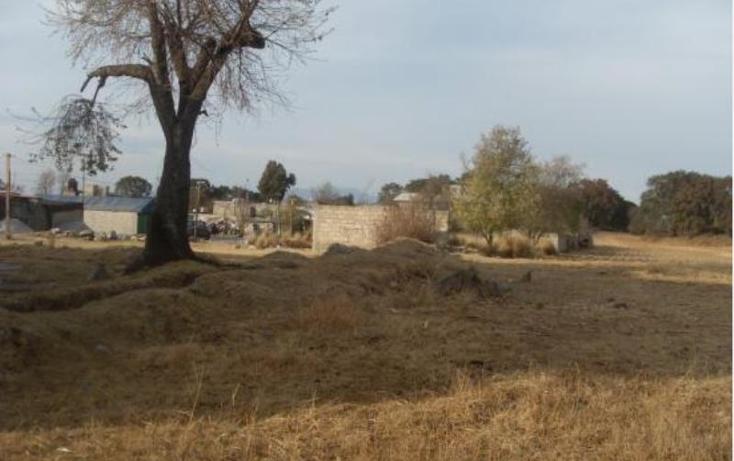 Foto de terreno habitacional en venta en  nonumber, san josé el llanito, lerma, méxico, 1588116 No. 03
