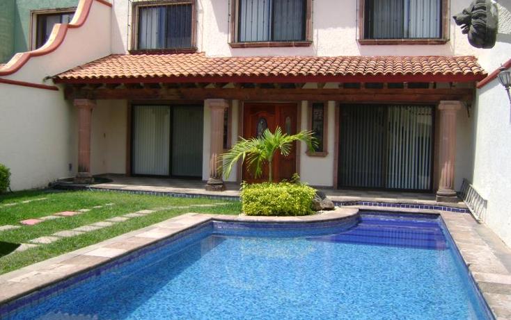 Foto de casa en venta en  nonumber, san josé, jiutepec, morelos, 1735924 No. 01