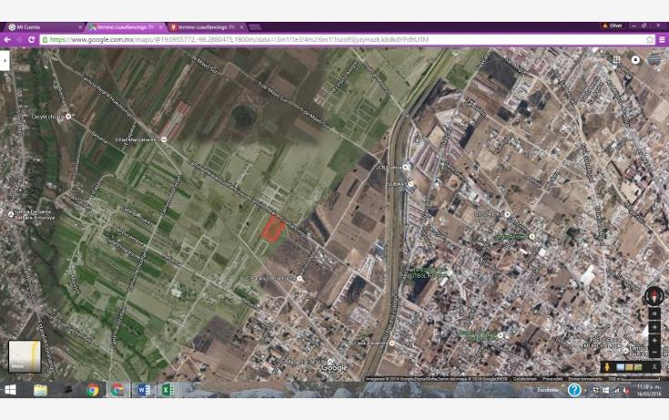 Foto de terreno habitacional en venta en  nonumber, san juan cuautlancingo centro, cuautlancingo, puebla, 1727498 No. 04