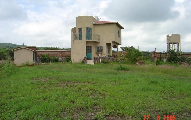 Foto de terreno habitacional en venta en  nonumber, san juan texcalpan, atlatlahucan, morelos, 971163 No. 05