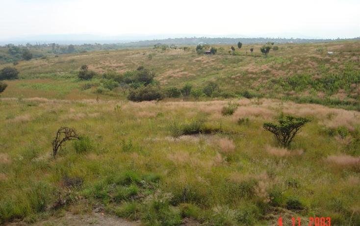 Foto de terreno habitacional en venta en  nonumber, san juan texcalpan, atlatlahucan, morelos, 971165 No. 02